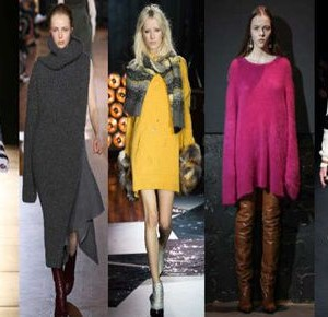 5 moduri sic in care puteti purta puloverele in toamna-iarna 2015-2016