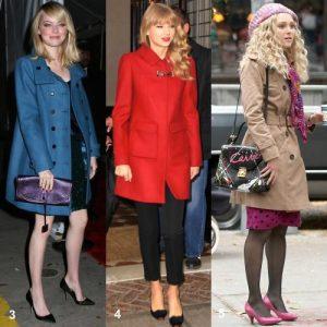 5 trenduri in moda primavara 2017: se poarta trench-urile in culori aprinse