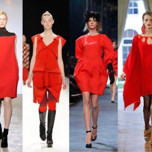 Rochii primavara 2017: se poarta modelele in nuante puternice