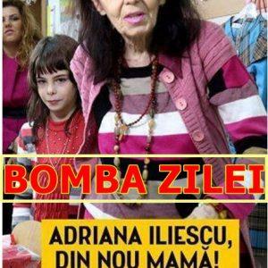 BOMBA ZILEI!!! Adriana Iliescu, DIN NOU MAMA! Chiar EA a facut ANUNTUL