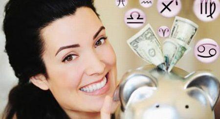 Horoscopul zodiilor cu bani