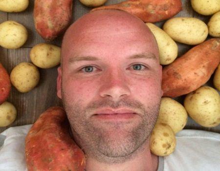 A decis un an sa manance doar cartofi. Iata care au fost rezultatele dupa doar o luna!