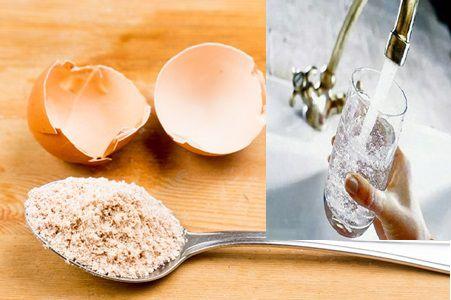Pare ceva foarte banal, insa are efecte de sanatate dovedite. Ce tratezi daca amesteci coaja de ou zdrobita cu apa?