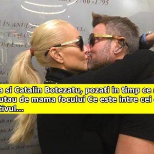 Vica si Catalin Botezatu, pozati in timp ce se sarutau de mama focului Ce este intre cei doi. Motivul…