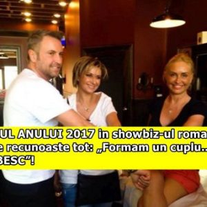 """CUPLUL ANULUI 2017 in showbiz-ul romanesc?! Bote recunoaste tot: """"Formam un cuplu.. O IUBESC""""!"""