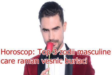 Horoscop: Top 3 zodii masculine care raman vesnic burlaci