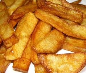 GENIAL! Cum sa faci cartofi prajiti fara sa-i prajesti! Nu e gluma, sunt deliciosi si sanatosi. Reteta AICI