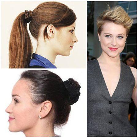 Coafuri rapide pentru femeile de afaceri 2014