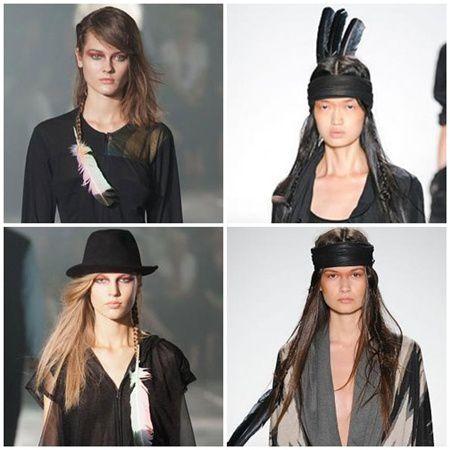 Coafuri trendy pentru primavara-vara 2014