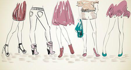 Cum sa iti alegi incaltamintea in functie de hainele preferate