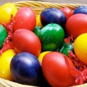 Ce simbolizeaza culorile oualor vopsite pentru Pasti. Albastru da sanatate, rosu…