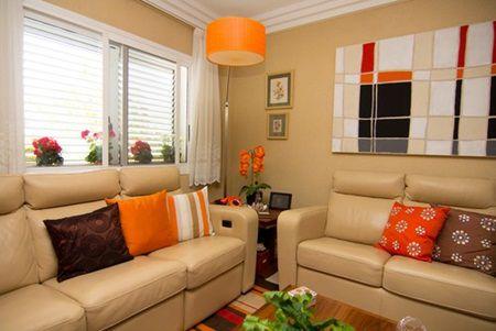 Culori potrivite pentru camere mici