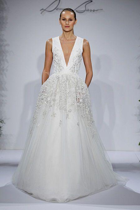Tendinte in rochii de mireasa pentru 2015