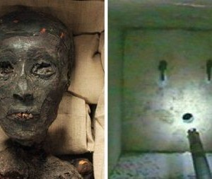 Descoperire de ultima ora in mormantul lui Tutankhamon. Ce s-a gasit dupa o usa secreta