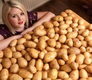 Dieta cu cartofi te scapa de kilogramele in plus