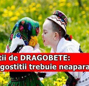 Traditii de DRAGOBETE: Indragostitii trebuie neaparat sa…