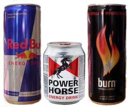 Bauturile energizante, un pericol pentru sanatatea tinerilor