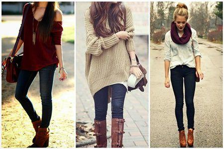 Garderoba moderna pentru iarna