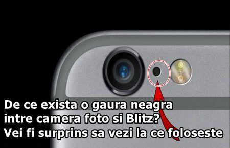 De ce exista o gaura neagra intre camera foto si Blitz? Vei fi surprins sa vezi la ce foloseste
