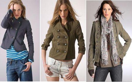 Top 5 jachete la moda in toamna 2015