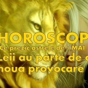 Horoscop 1 Mai 2015: Leii au parte de o noua provocare