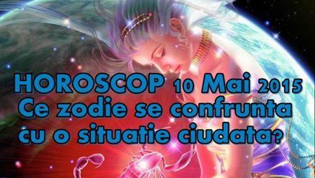 Horoscop Duminica 10 Mai 2015