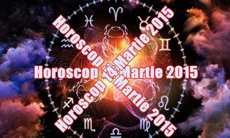 Horoscop zilnic Sambata 14 Martie 2015