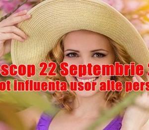 Horoscop 22 Septembrie 2015: Leii pot influenta usor alte persoane