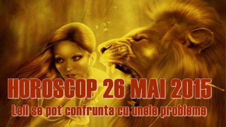 Horoscop Marti 26 Mai 2015