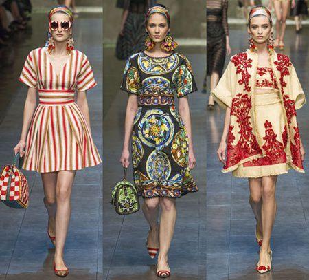6 imprimeuri la moda in primavara-vara 2014