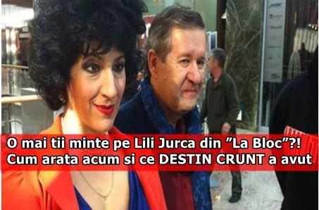 "O mai tii minte pe Lili Jurca din ""La Bloc""?! Cum arata acum si ce DESTIN CRUNT a avut"