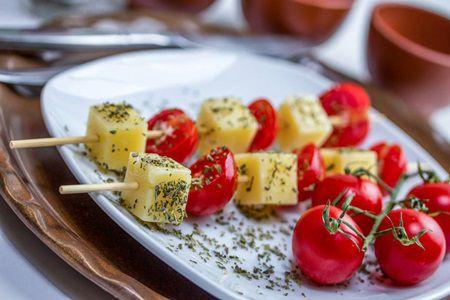 Dieta de slabire cu cascaval si legume