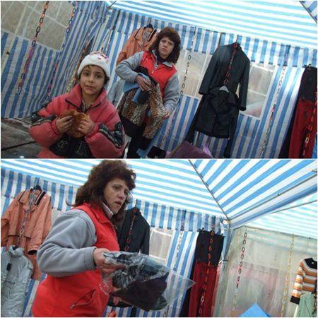 Adelina Pestritu se lafaie in lux si prin tari straine Mama ei vinde la taraba in piata. Imaginile care te vor soca