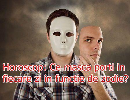 Horoscop: Ce masca porti in fiecare zi in functie de zodie?