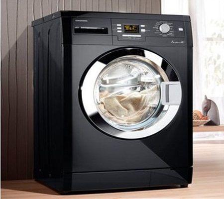 Mașina de spălat va fi un teren propice pentru bacterii