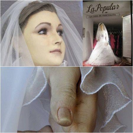 O mireasa a murit chiar in ziua nuntii ei! Ceva de groaza s-a intamplat apoi! Nu te uita la aceste imagini daca esti slab de inger