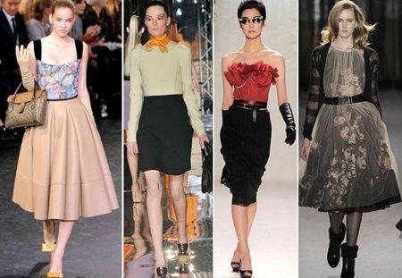 Cele mai noi tendinte in moda toamna 2015