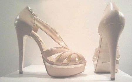 Pantofi de mireasa, tendintele anului 2015