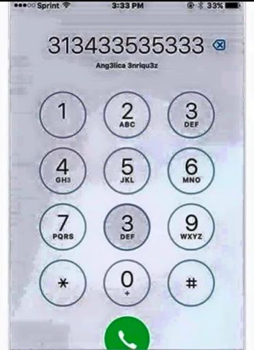 Te crezi destep? De cate ori apare numarul 3 in imagine?