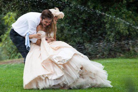 8 idei pentru o nunta romantica