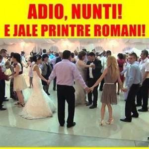 Romanii sunt in stare de SOC! Nuntile vor fi INTERZISE! Motivul este cutremurator