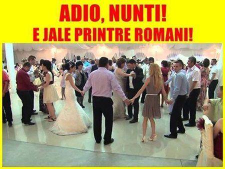 Romanii sunt in stare de SOC! Nuntile vor fi INTERZISE!