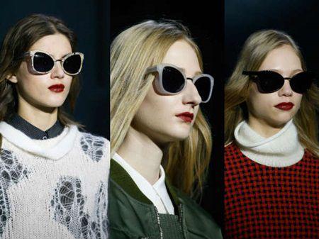 Noile trenduri in ochelari de soare toamna-iarna 2015-2016