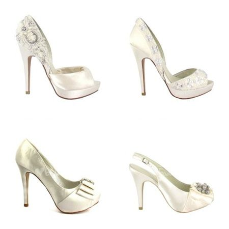 Pantofi de mireasa 2014