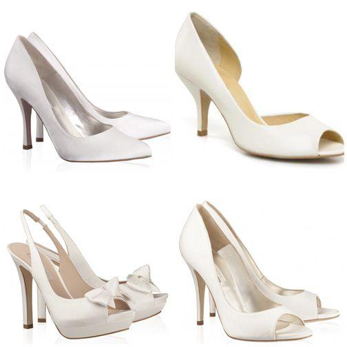Pantofi De Mireasa Primavara Vara 2014 Bewomannet