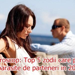 Horoscop: Top 5 zodii care pot fi parasite de parteneri in 2015