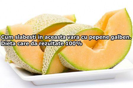 Cum slabesti in aceasta vara cu pepene galben. Dieta care da rezultate 100%