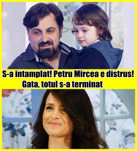 S-a intamplat! Petru Mircea e distrus!