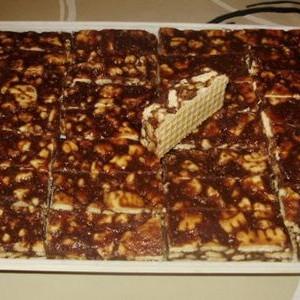 Cea mai buna prajitura pentru masa de Paste. Se face in 10 minute si nu necesita coacere!