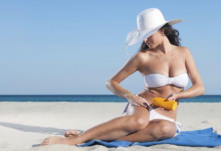 Sfaturi pentru protectia pielii in zilele toride de vara